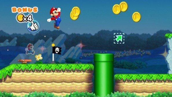 Ya puedes jugar a Super Mario Run en tu dispositivo móvil o tablet