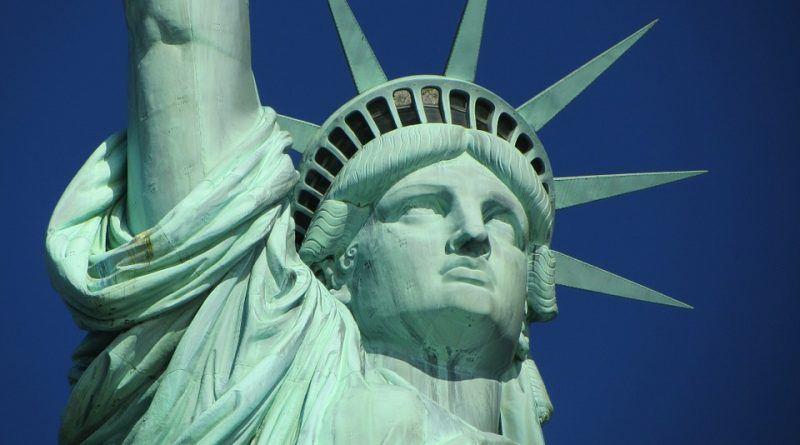 Estados Unidos Estatua de la Libertad