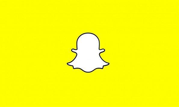 La app Snapchat permite crear grupos de hasta 16 personas