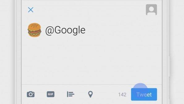 Google permite realizar búsquedas utilizando emoticonos