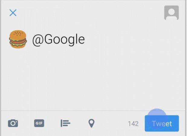 Google Twitter Emoticonos Busquedas