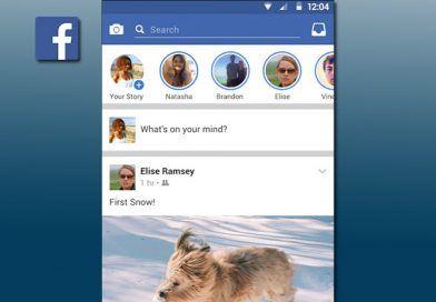 Las Historias ya están disponibles en Facebook, que copia a Instagram, que copió a Snapchat…