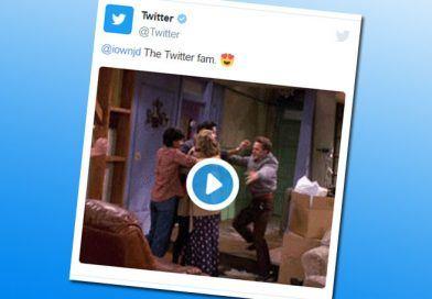 Twitter permite crear bucles de 6,5 segundos tras el cierre de Vine