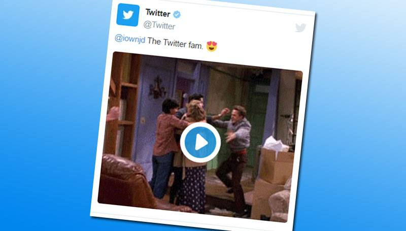 Twitter Tuits Video