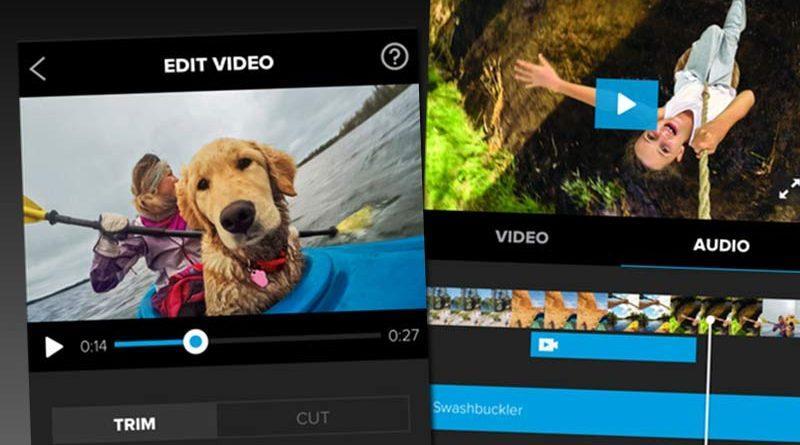 Aplicación para editar vídeos con el móvil Instagram