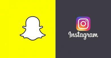 Logos Snapchat Instagram
