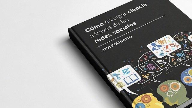 Libro Cómo divulgar ciencia en redes sociales