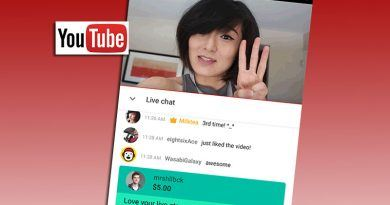 Chat Youtube