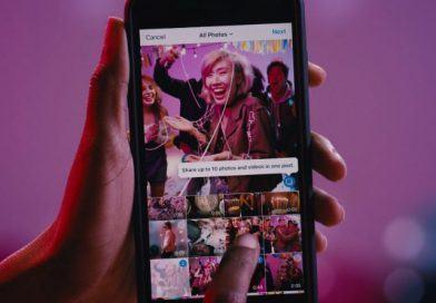 Cómo subir varias fotos en una misma publicación de Instagram