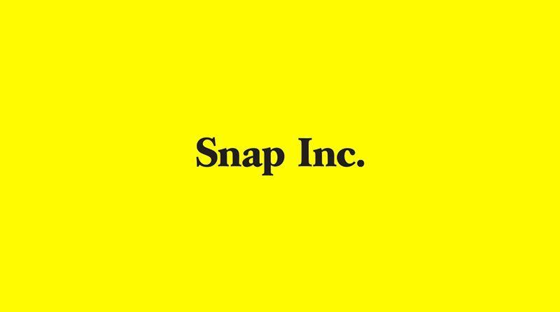 Snap Inc. Snapchat