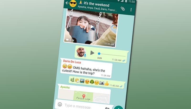 WhatsApp Verficación