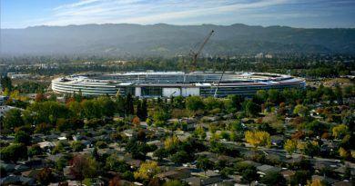 Así será el Apple Park, que abrirá en abril