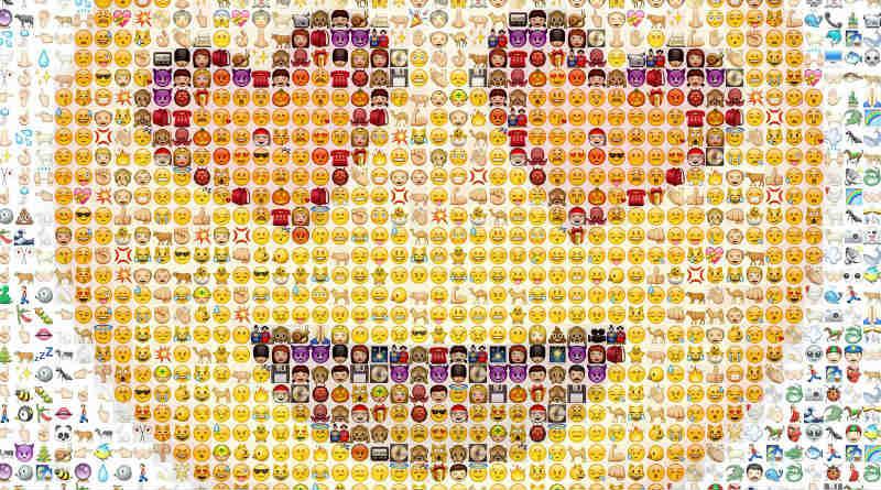 emoji 800 amor