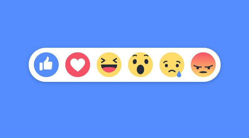 Las reacciones de Facebook cumplen un año