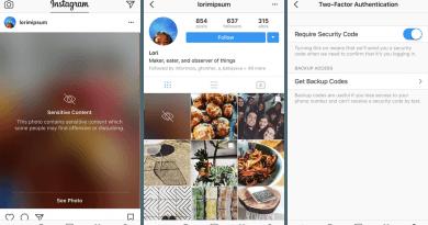 Instagram difuminará las fotos que considere ofensivas