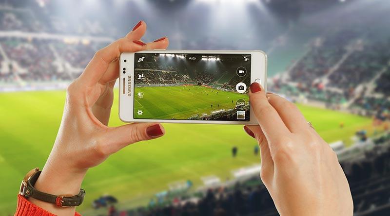 Fútbol en Instagram