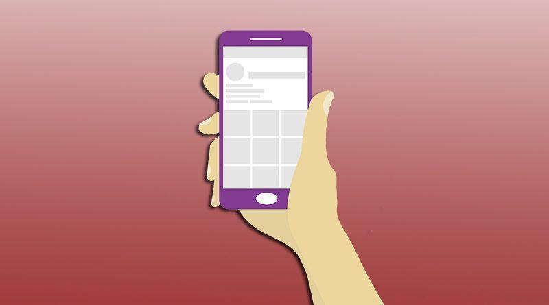 apps-Instagram Móvil / Rediseño Pixabay