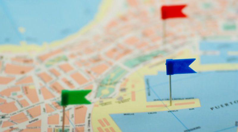 Twitter Geolocalización