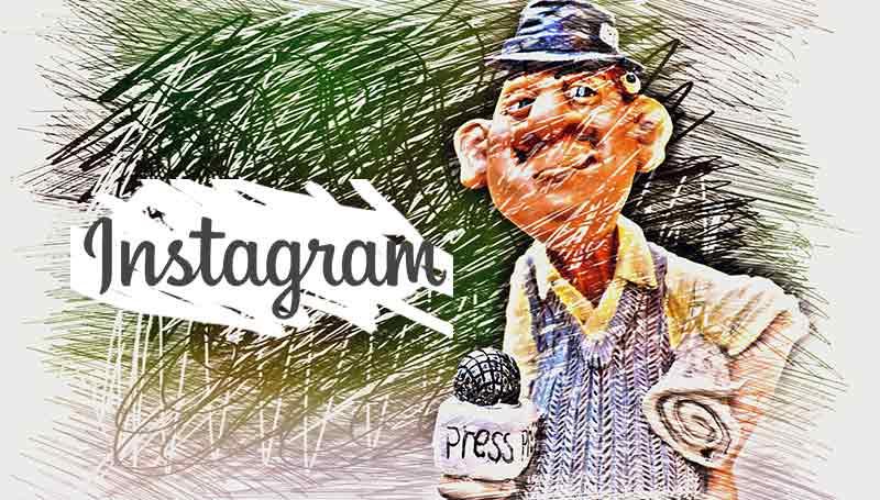 Periodismo Instagram