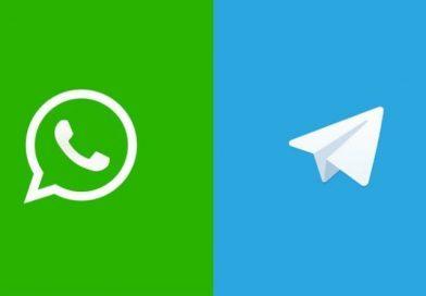 Telegram consume un 35% menos de datos que WhatsApp