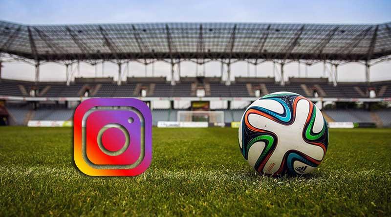 Instagram Fútbol