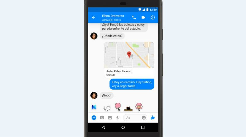 M, el asistente de Facebook Messenger, disponible en España