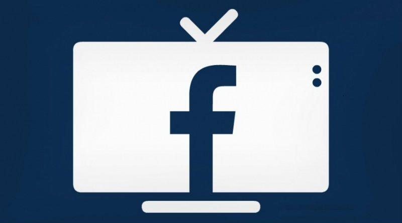 Facebook TV ad