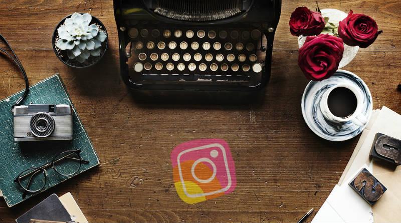 Instagram escritores