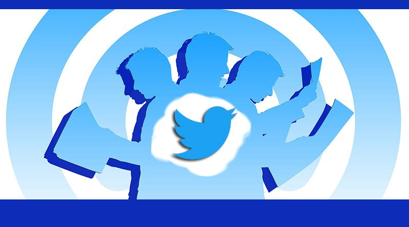 Twitter Periodistas Pixabay