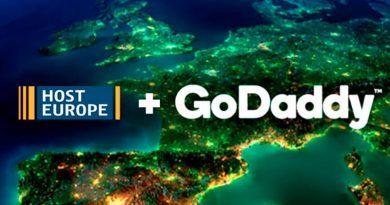 Host Europe GoDaddy