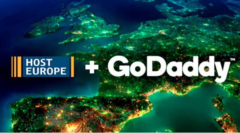 Host Europe GoDaddy