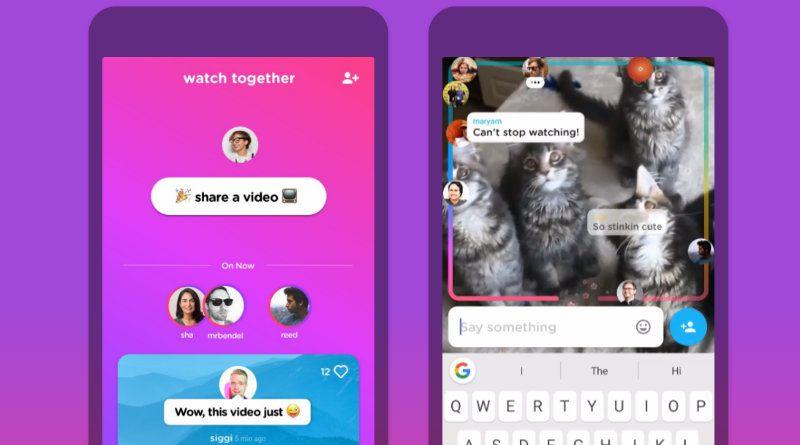 Uptime: app de Google para comentar vídeos de YouTube entre amigos