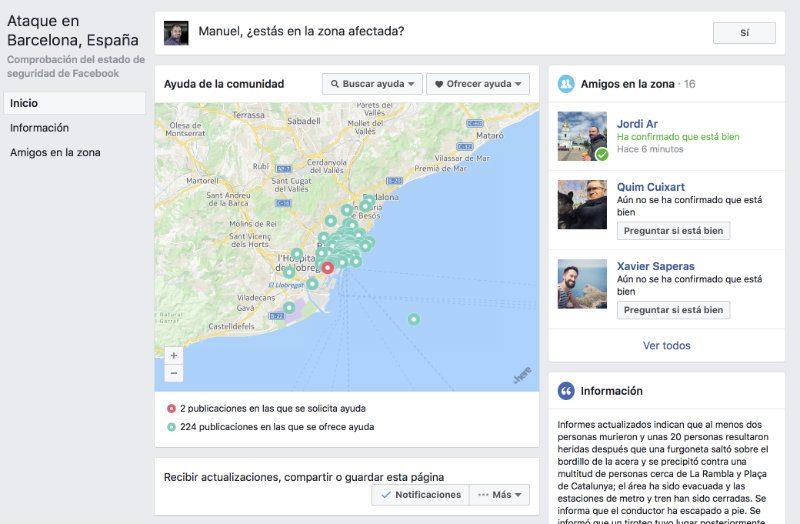 Facebook Alerta