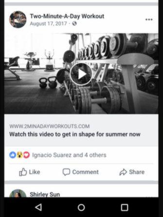 El algoritmo de Facebook que penalizará los falsos vídeos