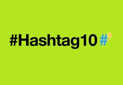 El #hashtag cumple hoy 10 años