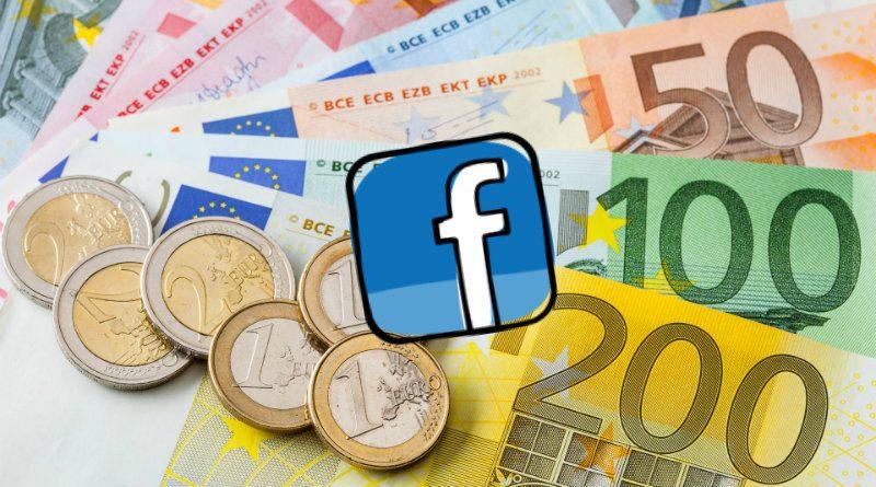 Dinero-Facebook