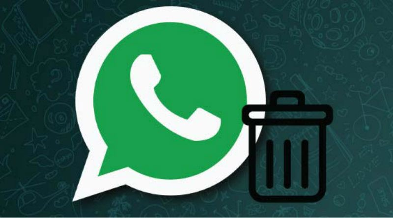 Borrar memoria caché de WhatsApp
