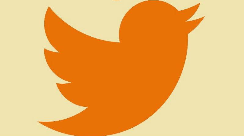 twitter naranja