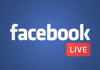 Cómo compartir la pantalla en Facebook Live