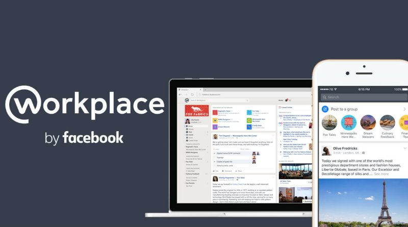 Facebook ofrece Workplace gratis a ONG e instituciones educativas
