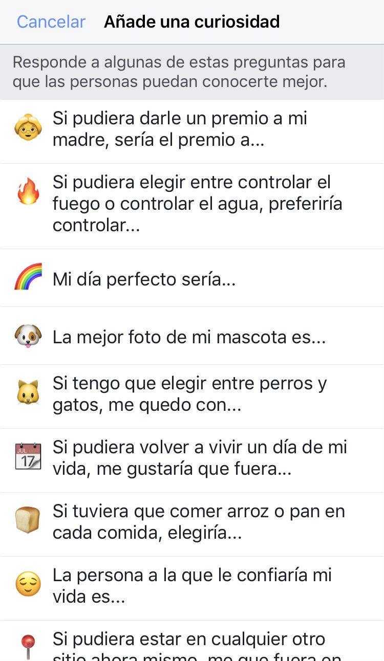 Facebook Prueba Curiosidades Una Nueva Forma De Cotillear Con Los Amigos