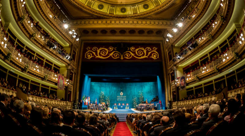 Los Premios Princesa de Asturias, en directo por Twitter