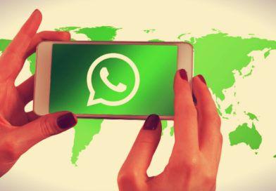 WhatsApp permitirá en breve geolocalizar a los contactos en tiempo real