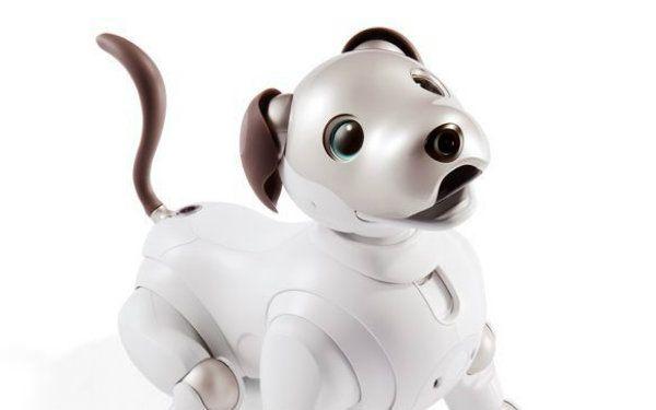 Aibo, el perro robot de Sony, ahora es un asistente con IA