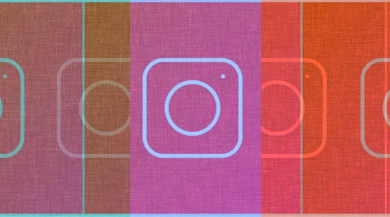 instagram rosa-naranja
