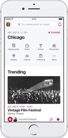 Facebook Local: app para encontrar negocios en tu ciudad