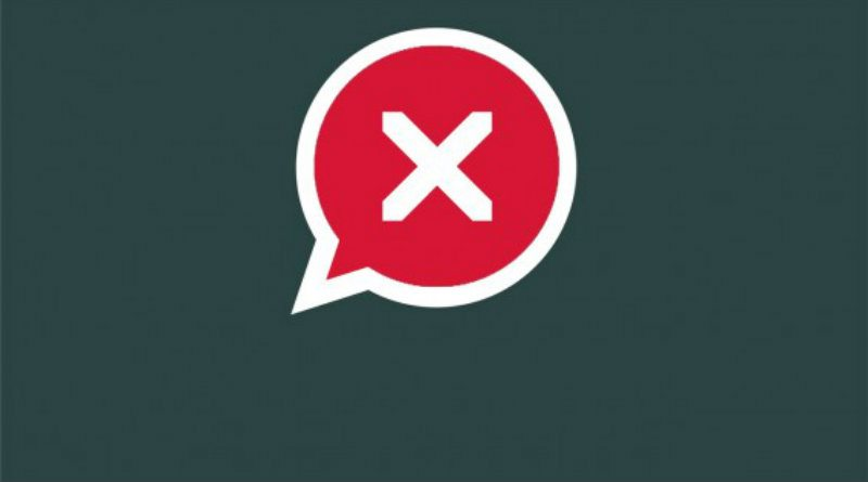 whatsapp error confirmaciones lectura