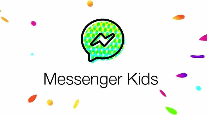 Facebook lanza Messenger Kids, para niños de 6 a 12 años