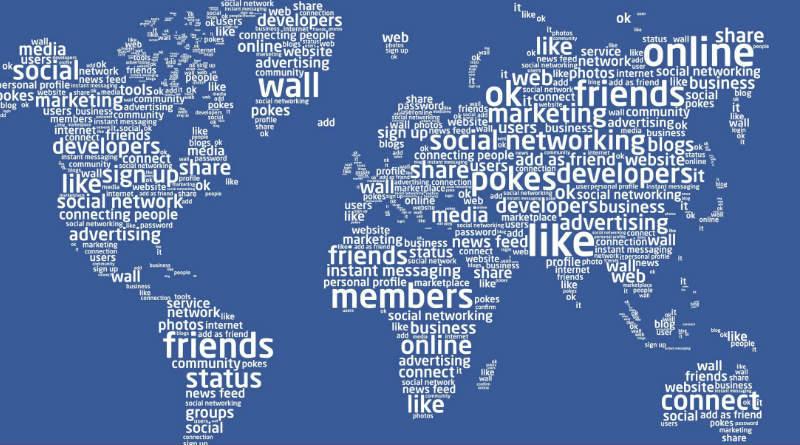 Facebook Mundo idiomas