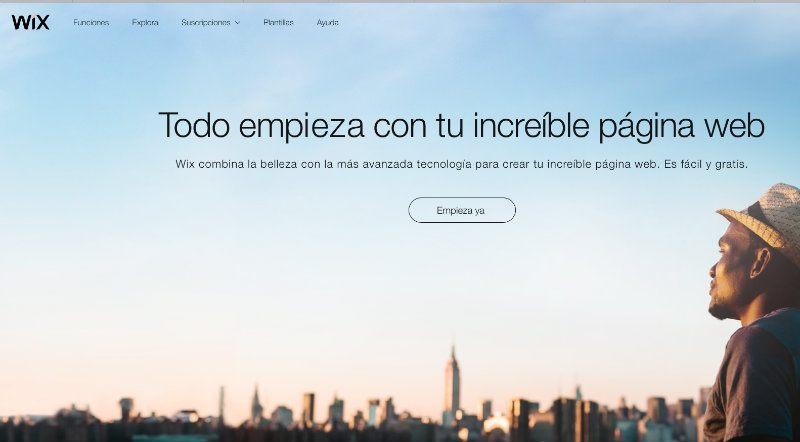 Crear tu propia página web es cada vez más facil para los usuarios